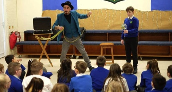 magic show school
