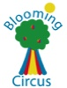 blooming circus workshops logo